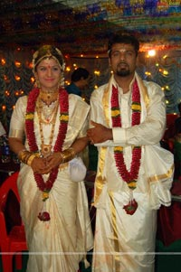 Rambha-Indra Kumar Wedding