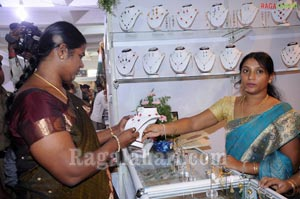 Textures Expo 2010 at Ameerpet Kammasangam, Hyderabad