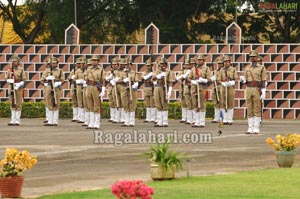Passing Out parade of 8th Batch of Probationary DY.SSP