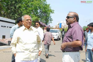 ANR Foundation's Health Camp for Film Workers