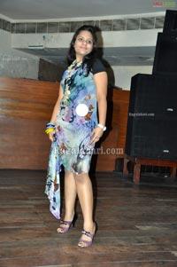 Blossoms Fashion Show at Taj Krishna