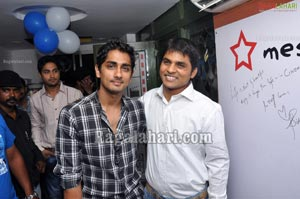 Siddarth Launches Cinemascope