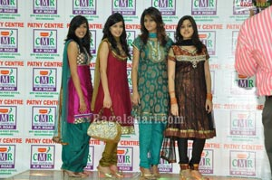 Designer Wedding Collection Launch at CMR Shopping Mall