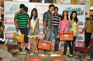 Payal Gosh Launches The Grand Hyderabad Sale at Coupon Mall