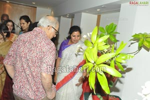 Flowers and Flavours: Ikebana & Indian Recipes Book Launch