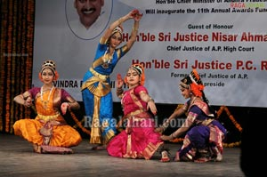 Justice PC Reddy Trust 11th Annual Awards