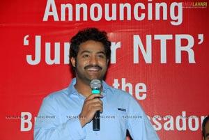 NTR as Malabar Gold Brand Ambassador