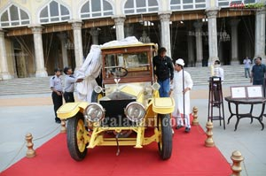 Rolls Royce Silver Ghost 1912 at Chowmahalla Palace, Hyd