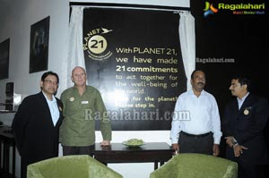 Accor is launching PLANET 21