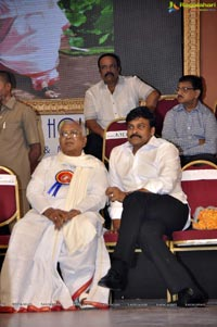 Akkineni Nageswara Rao ANR Platinum Jubilee Celebrations
