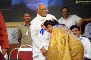 Akkineni Nageswara Rao ANR Platinum Jubilee Celebrations