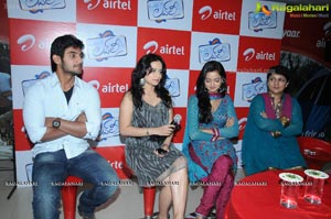 Lovely Team at Airtel Store