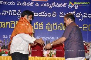 B. Nagireddy Smaraka Puraskaram 2011