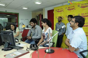 Neeku Naaku Dash Dash Team at Radio Mirchi
