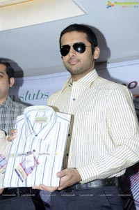 Nithin Launches Coolslubz Collection