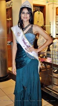 Indian Princess 2012 Winners at Worlds of Wonder Noida