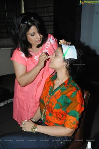 Latest Make-up Trends Workshop by Tamanna