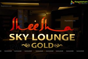 Sheesha Sky Lounge Launch