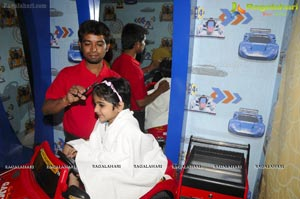 Suja's Mens & Kids Salon Launch