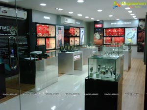 Timex Launches 100th store in Hyderabad
