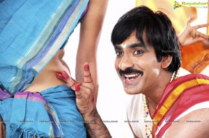 Raviteja, Taapsee