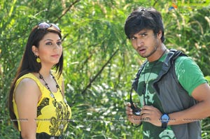 Nikhil, Sarah Sharma