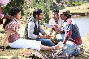 Aarya, Shriya, Preethika Rao