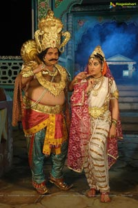 Archana, Krishnudu