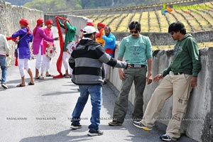 Gabbar Singh Working Stills