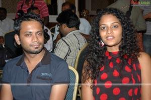 Santosham Film Awards 2009 Press Meet