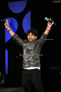 Kailash Kher Performance at Hyderabad