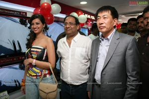 LG Best Shop at malakpet Launched By Hamsa Nandini, Hyd
