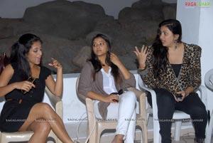 Santhosham Film Awards Rehearsals Press Meet