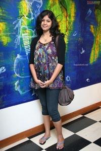 Dr. Snehalata Prasad Art Exhibition at Muse Art Gallery