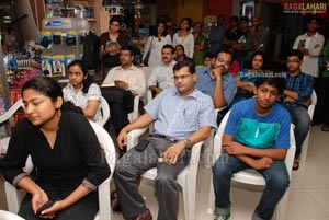 The Secret of Nagas Book Launch at Crosword