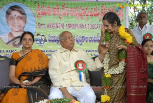 Akkineni Annapurna Educational Trust Press Meet