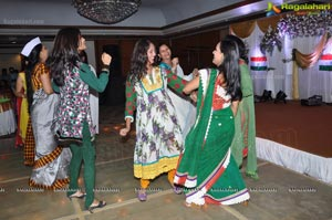 Akritti Elite Chakde Party at Taj Deccan