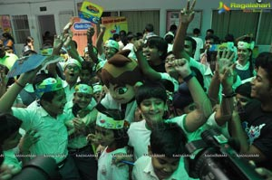 Ben 10 and Gitanjali School Party, Hyderabad
