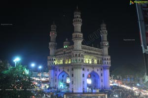 Charminar photos @ Night