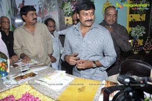Chiranjeevi Launches Hyderabad Kairali Health Spa