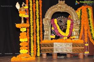 Chivukula Radha Sri Kalyani Bharatanatyam Stills