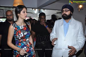 Bruna Abdullah launches Elite by Cache Furnitures