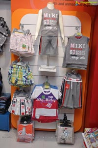 Mickey Fooba Wooba Kids Store Launch