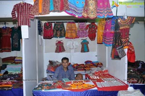 Garvi-Gurjari - Handicrafts and Handlooms Exhibition, Hyderabad
