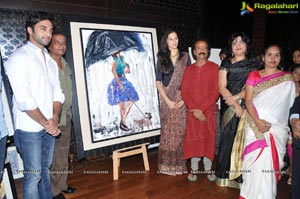 Hari Srinivas Paintings