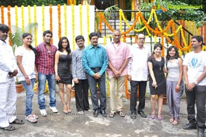 SSS Movie Makers Hyderabad to Vizag Muhurat