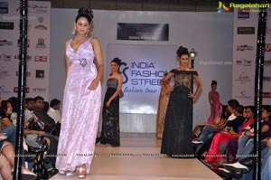 India Fashion Street Fashion Tour 2012