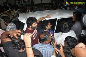 Julayi Team at Hyderabad Sandhya 70mm Theatre