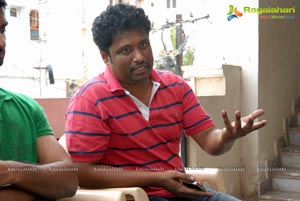 Nirantharam Nee Oohale Press Meet