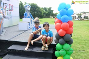 Novotel Hyderabad Convention Kids Olympics